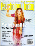 PSYCHOLOGY TODAY - USA MAGAZINE (SEPTEMBER 1999)